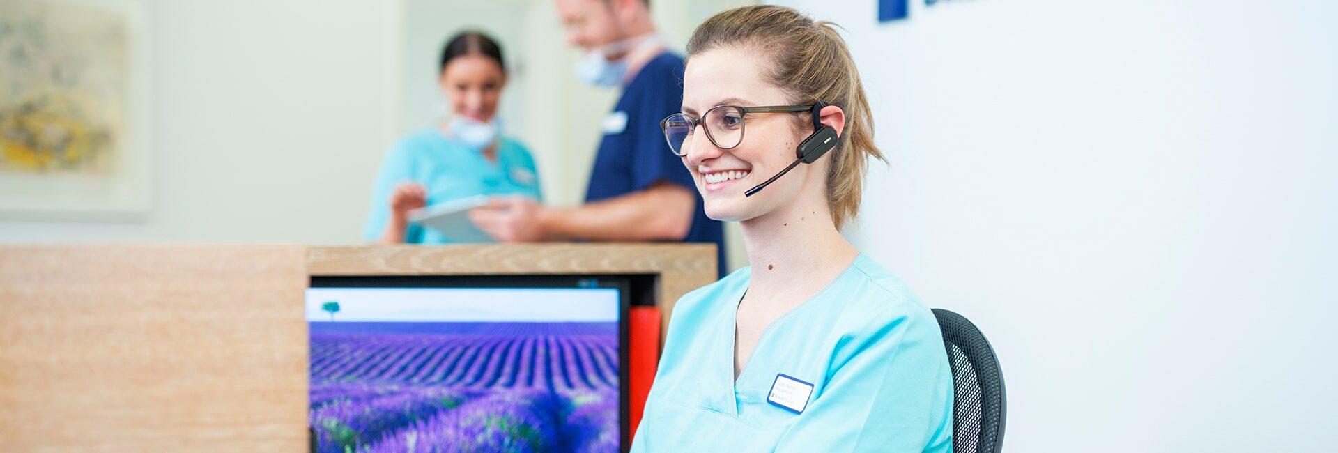 Zahnarzt Schweizer Grenze | DR. HAGER